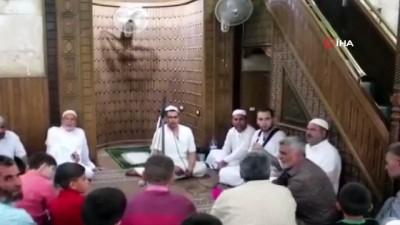 cami imami -  - İdlib'de Kurban Bayramı Eda Edildi