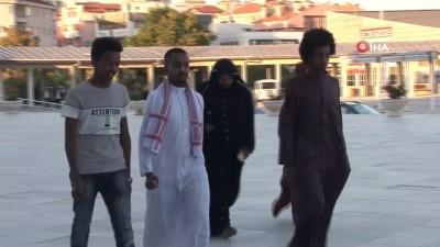 cami bahcesi -  Kurban bayramı, Başkent'te çoşkuyla karşılandı