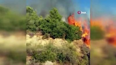sparta -  Manavgat ilçesi bayrama iki büyük yangınla girdi