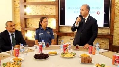 Emniyet Genel Müdürü Aktaş;'Tunceli çok daha huzurlu, güvenli bir il haline gelmiştir'