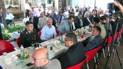 """Irak Özel Temsilcisi Veysel Eroğlu: """"Türkiye Irak'a 5 milyar dolarlık kredi vermeyi taahhüt etti"""""""