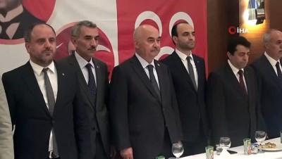 MHP Milletvekili Vahapoğlu: 'Emeklilikte yaşa takılan kardeşlerimiz bizim problemimizdir.'