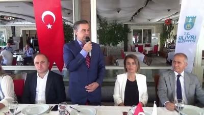 siyasi parti -  Silivri'de protokol bayramlaşması