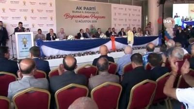 """TBMM İnsan Hakları Komisyon Başkanı Hakan Çavuşoğlu: """"Yeni bir kaos ortamı gerçekleştirilmek istendiğinin işaretini aldık"""""""