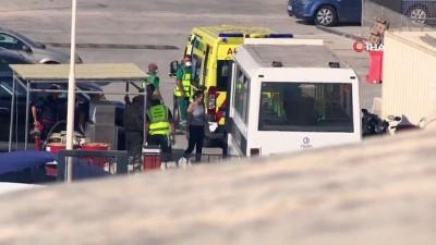 kurtarma operasyonu -  - Denizden kurtarılan 8 mülteci Malta'ya kabul edildi