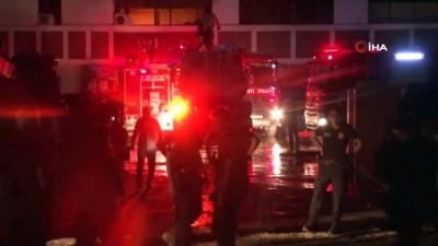insaat malzemesi -  Şanlıurfa'daki yangın kontrol altına alındı