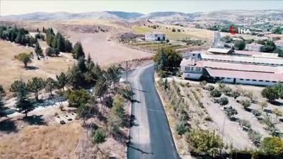 koy yollari -  Büyükşehir'den asfalt atağı