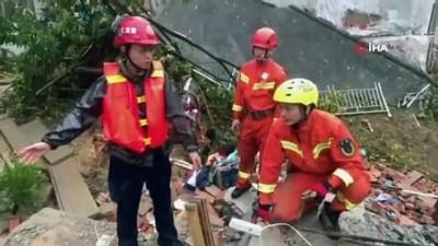tarim arazisi -  - Çin'de Lekima Tayfunu'ndan 12 milyon kişi etkilendi