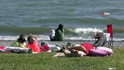 yabanci turist -  Çıldır Gölü, Ege ve Akdeniz sahillerini aratmıyor