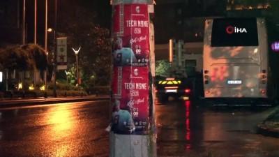 ingiltere -  UEFA Süper Kupa maçından dolayı kapalı olan yollar trafiğe açıldı