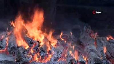 zeytinlik -  - Yunanistan'daki Yangın 3 Gündür Söndürülemiyor