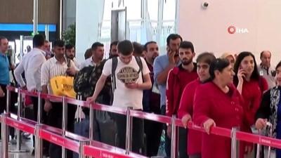 İstanbul hava sahasında uçuş güzergahları yüzde 8 azaldı