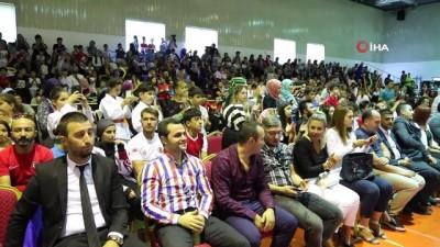 Ego Spor Kulübü Başkent'te ilk kez spor ve eğlence festivali düzenledi