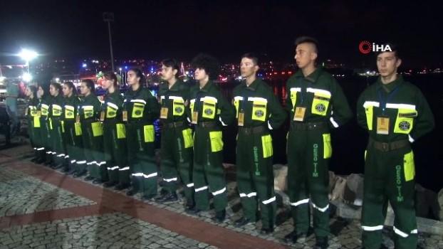 siyasi parti -  Gölcük Depremi'nde hayatını kaybedenler anıldı İzle