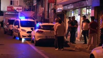 emniyet seridi -  Kağıthane'de bir kadın tartıştığı kişiyi silahla öldürdü