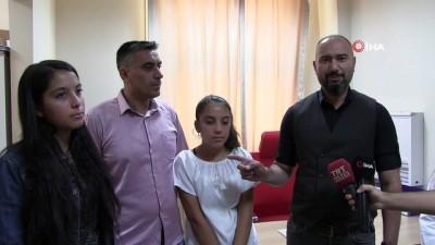 Ailenin 3 ferdi şaşılıktan küçük bir operasyonla kurtuldu