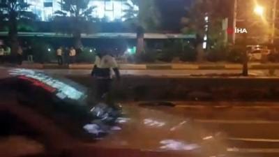 yasli adam -  Bursa'daki kazada yaşlı adam feci şekilde can verdi