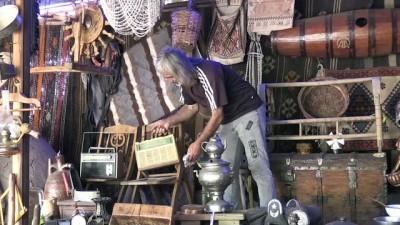 Emekli polis, köy evini 'müze'ye dönüştürdü - YOZGAT