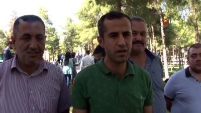 isten cikarma -  Mardin'de Vali Mustafa Yaman'ın göreve gelmesi şehit ailelerini sevindirdi