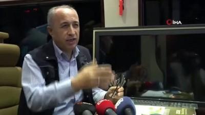 """mehmet celik -  Mehmet Çelik yangınların çıkışı hakkında: """"İyi niyetli düşünmüyoruz"""""""