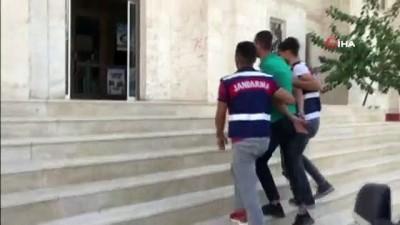 Siirt'te 12 ayrı suçtan aranan zanlı Yunanistan'a kaçma hazırlığındayken yakalandı