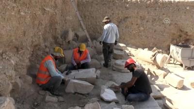 yaz gunleri - Tripolis'te anıtsal çeşme bulundu - DENİZLİ