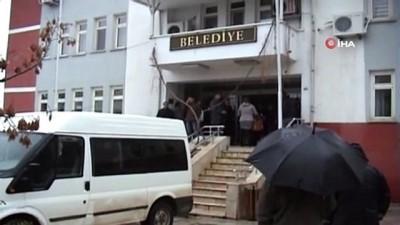 baskan adayi -  Tunceli'de PKK/KCK operasyonu: HDP'li başkan adayı ile birlikte 7 kişi gözaltına alındı