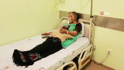 yangin tupu -  80 yaşındaki annesi gözünün önünde yanarak can verdi