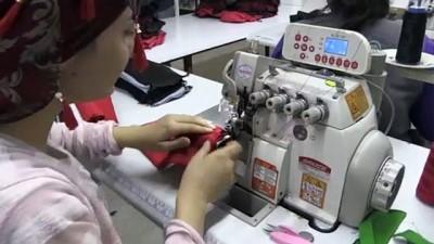 tekstil atolyesi - Başkentten geldi, Mardin'deki köy kadınlarının umudu oldu - MARDİN