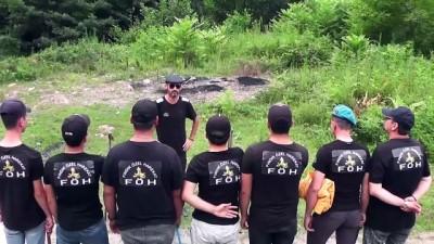 findik toplama - Fındık toplamanın zorluğunu kısa filmle anlattılar - ORDU