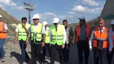 Karakurt Barajı 345 GWh elektrik enerjisi sağlayacak - KARS