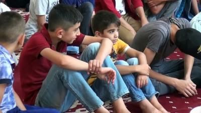 Silopi'de Kur'an kursu öğrencilerine sağlık semineri - ŞIRNAK