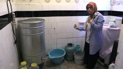 yaz gunleri - Su sıkıntısı yaşayan kadınlardan HDP'li belediyeye tepki - DİYARBAKIR