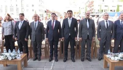 Yozgat 20. Uluslararası Sürmeli Festivali başladı