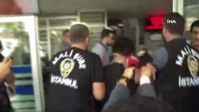 kacakcilik -  Adnan Oktar'ın villasına düzenlenen operasyon sırasında kaçış görüntüleri ortaya çıktı