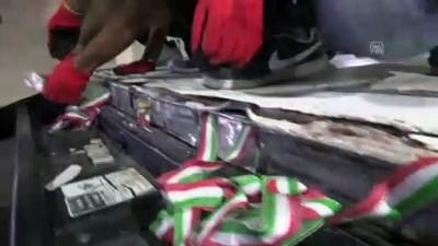 kacakcilik - Gürbulak'ta yaklaşık 234 kilogram eroin ele geçirildi