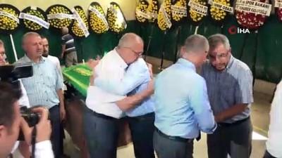 helal -  Milletvekili Aydemir'in babası son yolculuğuna uğurlandı