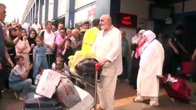 Trabzonlu hacılar yurda döndü - TRABZON