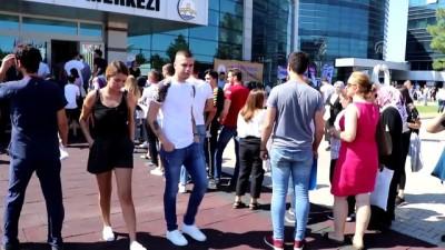fakulte - Trakya Üniversitesi'nde kayıt heyecanı devam ediyor - EDİRNE