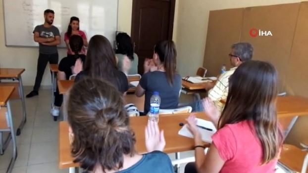 sinif ogretmeni -  Balıkesir'de işitme engelliler iletişimde zorluk çekmeyecek