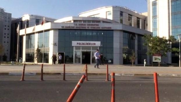 karaciger nakli - 'HRÜ bölgede nakil bekleyen hastalara umut oldu' - ŞANLIURFA Haberi