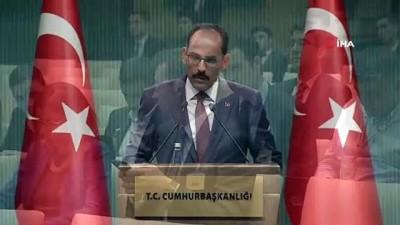 telefon gorusmesi -  İbrahim Kalın: ' Cumhurbaşkanı Erdoğan, Rusya Devlet Başkanı Vladimir Putin ile telefon görüşmesi yapacak'