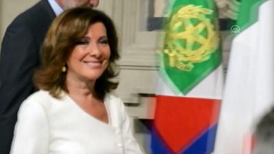 telefon gorusmesi - İtalya'daki hükümet krizi - ROMA