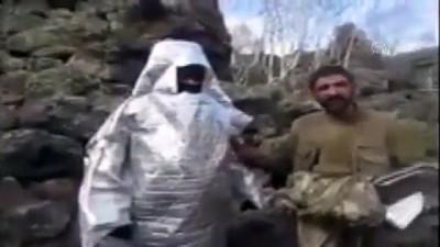 'Pusucu' terörist, jandarmanın pususuna düştü - AĞRI