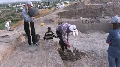 Suriye sınırındaki Oylum Höyük'te kazılar yeniden başladı - KİLİS