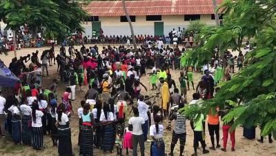 saglik ocagi - TİKA gönüllüleri Senegal'de - ZIGUINCHOR