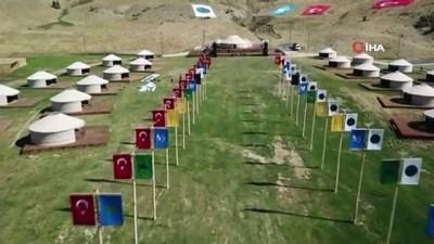 yagli gures -   Ahlat, 1071 Malazgirt Zaferi kutlamalarına hazır
