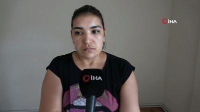 sudan -  Ataşehir'de su basan evden canını zor kurtaran kadın o anları anlattı