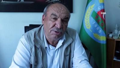 """Kırşehir Ziraat Odası Başkanı Sinan Purcu: """"Çiftçi açısından verimli bir yıl olmadı"""""""