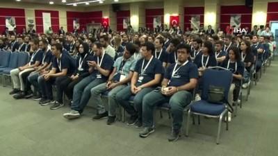 Her Açıdan -  Savunma Sanayi Başkanı İsmail Demir Siber Güvenlik Yaz Kampı'nda öğrencilerle buluştu